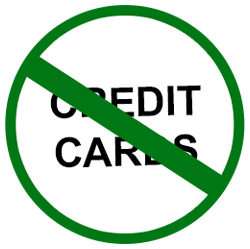 Say NO to Minimum Payments on Credit Cards