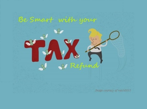 smart with your tax refund