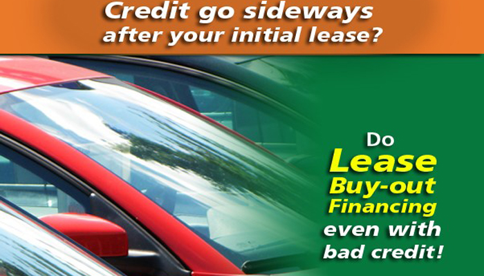 Lease Buyout Financing, Even if You Have Filed for Bankruptcy!