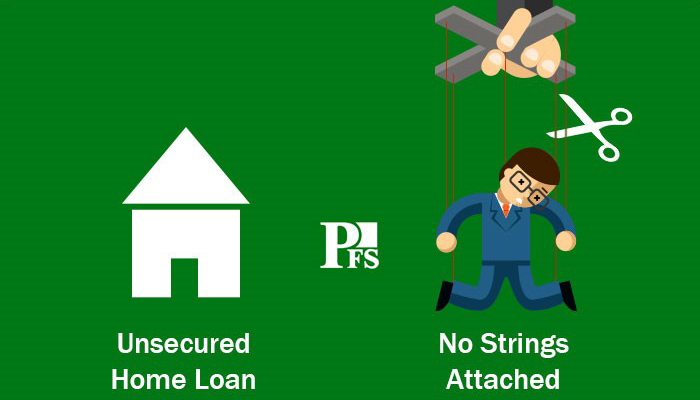 OMG Unsecured Home Loan – Start the New Year on Fresh Financial Footing