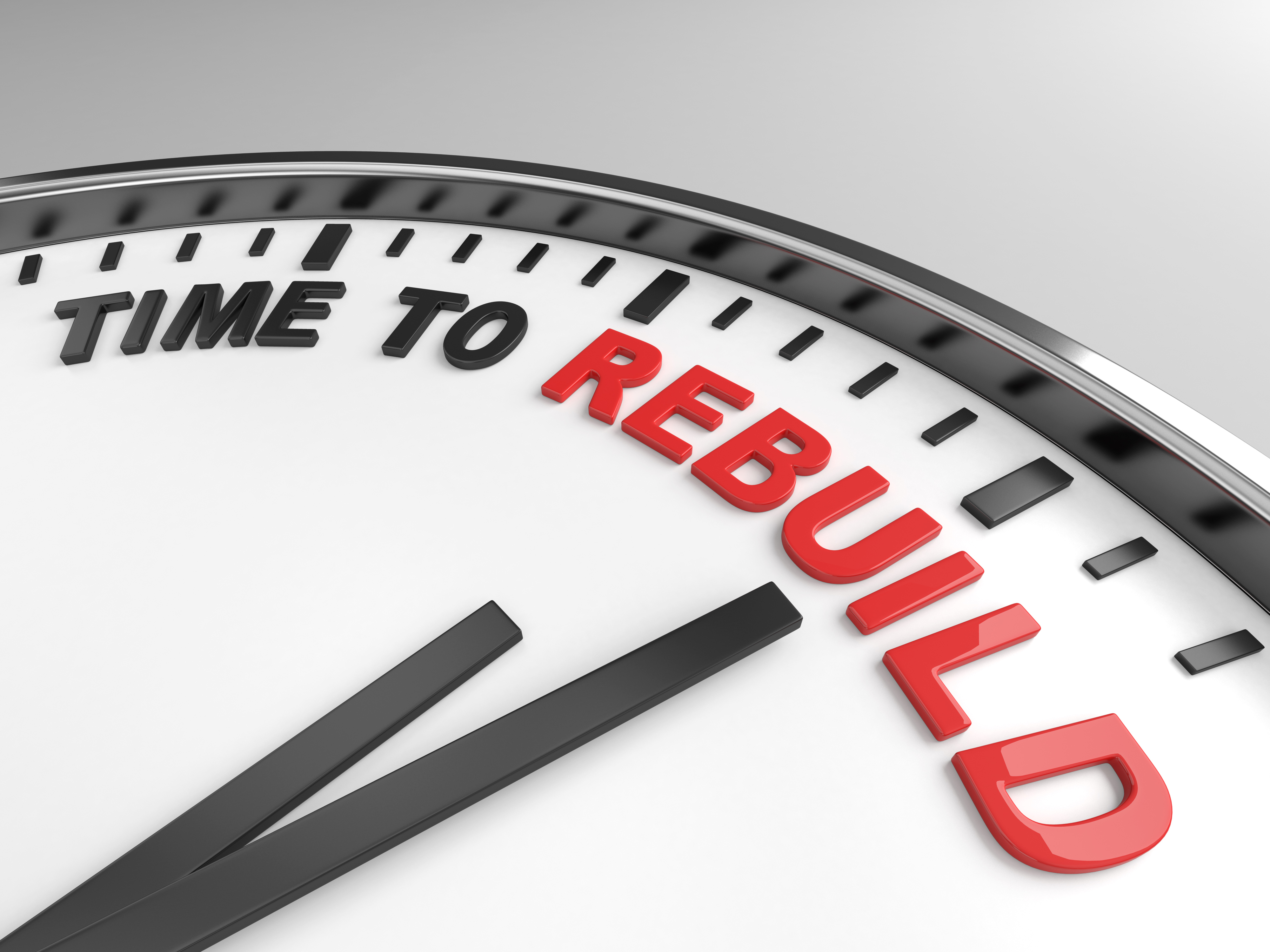 Rebuilding Credit Tips: How Long Does Past Bad Credit Stay on Your Credit Report?