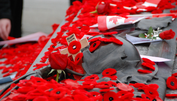 Remembrance Day: Remember, Today, and Every Day