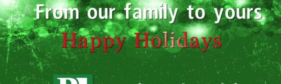 Happy Holidays from Prudent Financial Services