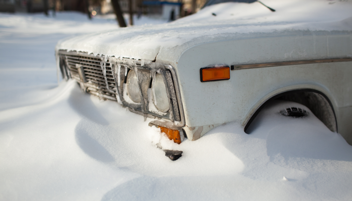 Winter's Coming – Continue Sinking Money into Your Old Car or is it Time to Say Goodbye?