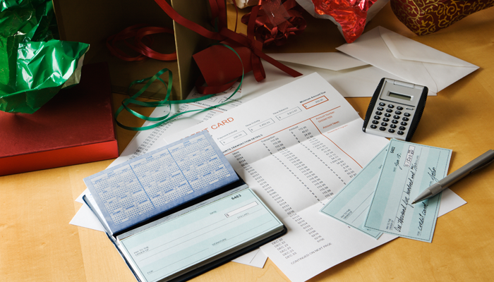 Holiday Credit Card Debt Is In – Now What? Use Your Home or Car to Consolidate Debt