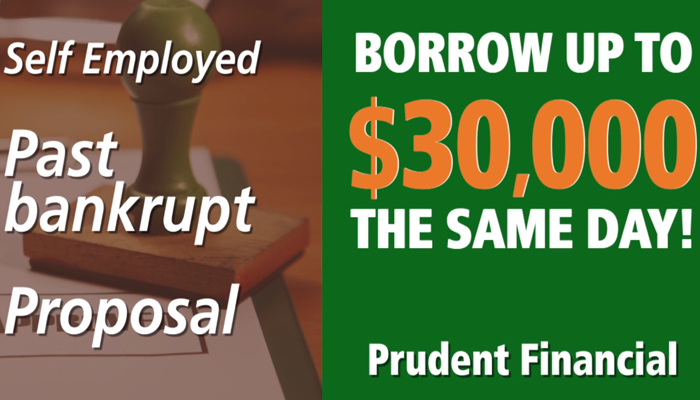Need a Self-Employed Loan? You've Got to See This!