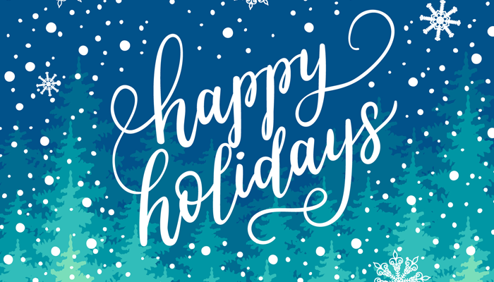 Happy Holidays from Prudent Financial